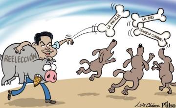 Caricatura El Gran Tema