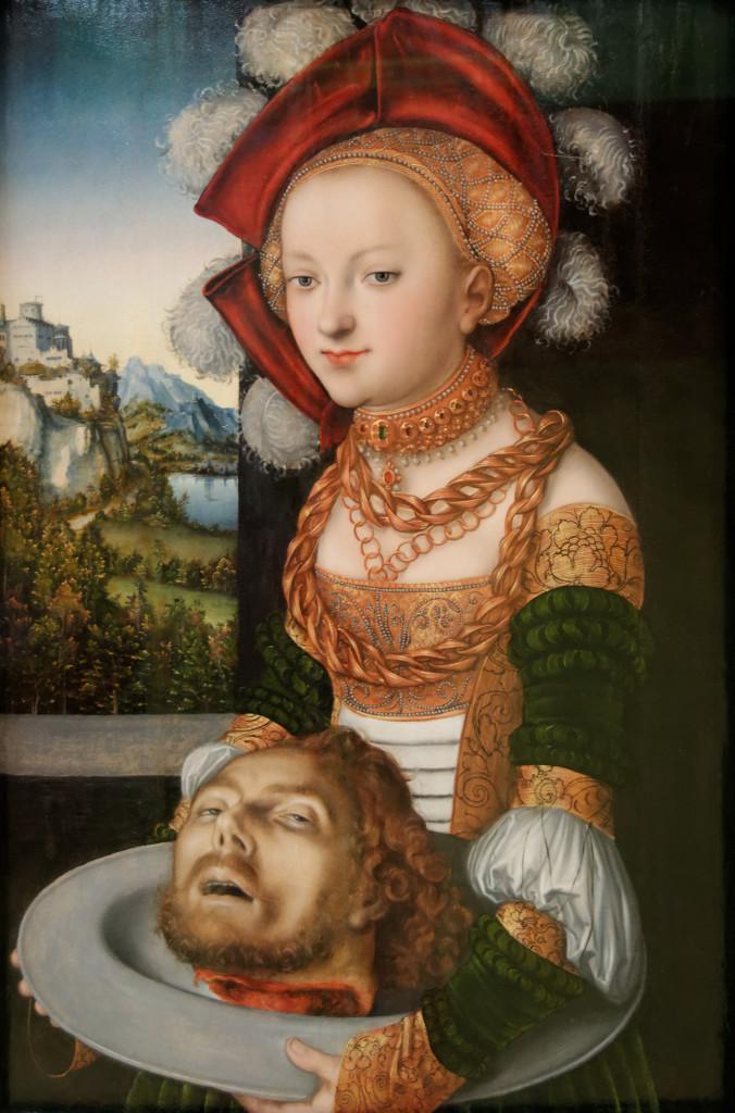 Salomé_avec_la_tête_de_Saint_Jean-Baptiste._Lucas_Cranach