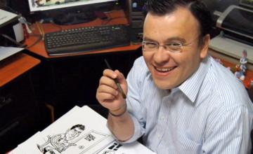 Darío Banegas en el diario La Prensa