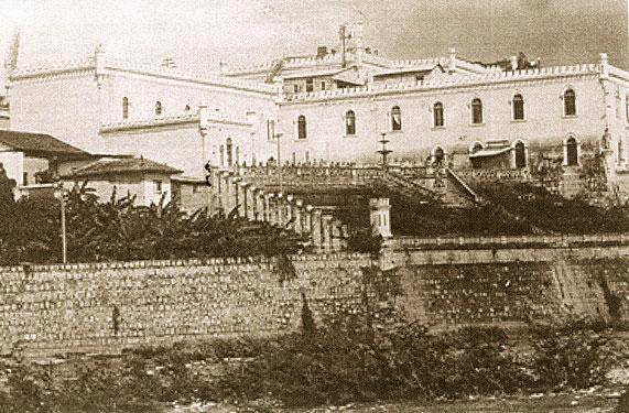 Antigua Casa Presidencial (cuatroequisfiles)