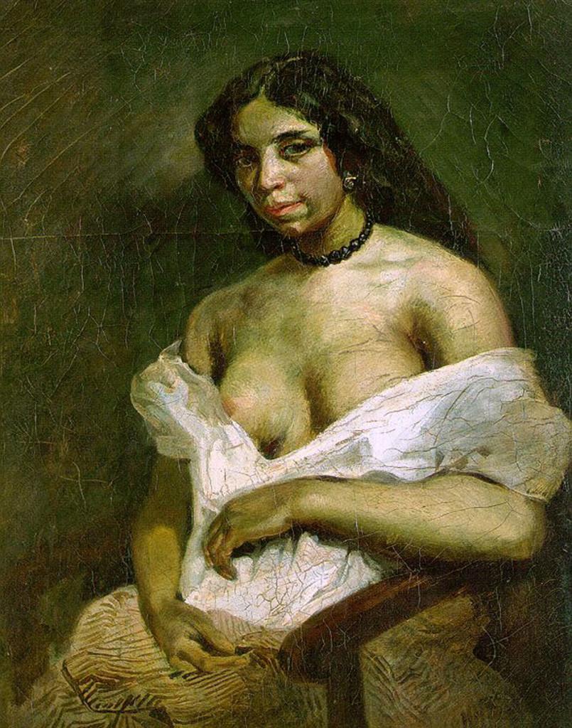 Delacroix, Apasia 1824.jpg