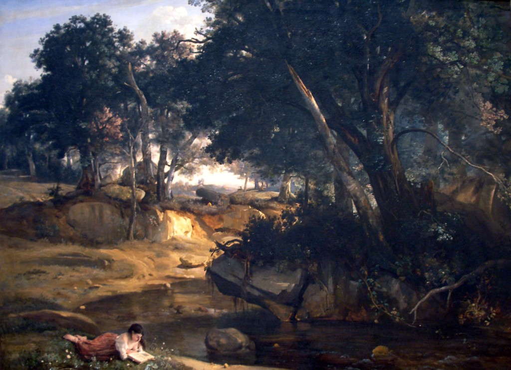 Forest_of_Fontainebleau-1830-Jean-Baptiste-Camille_Corot