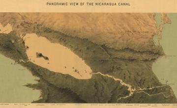 1870_Nicaragua_Canal_Map_Restoration