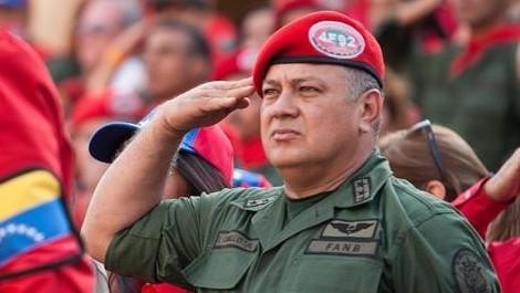 Diosdado Cabello, hasta hace poco presidente de la Asamblea