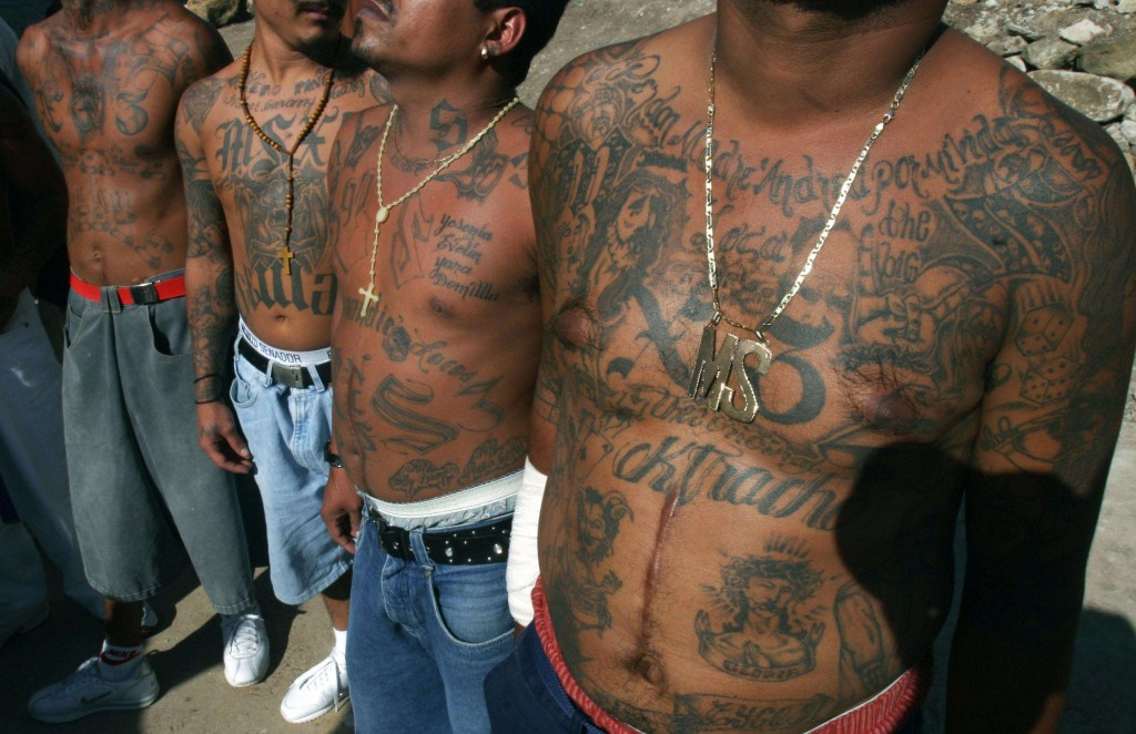 Mara Salvatrucha, MS-13 & MS-18 Two of the Most Violent Street Gang in America (3)