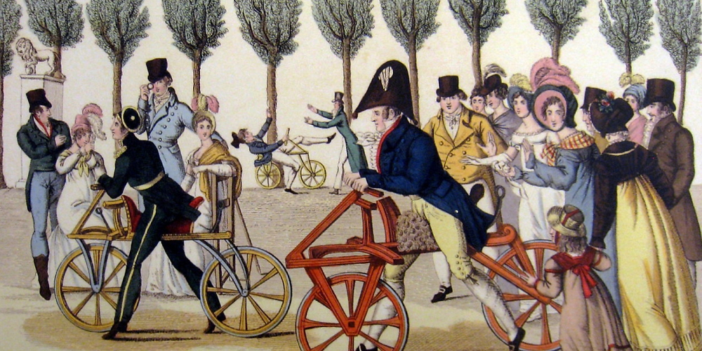 velocipedes_jardin_du_luxembourg_gentry_publishers_1818