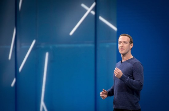 Mark Zuckerberg, chief executive officer and founder of Facebook Inc., speaks during the F8 Developers Conference in San Jose, California, U.S., on Tuesday, May 1, 2018. Zuckerbergsaid that he learned, while testifying in front ofCongresslast month, that he didn't have clear enough answers to questions about data and Facebook should offer users this kind of option to control their information. Photographer: David Paul Morris/Bloomberg via Getty Images