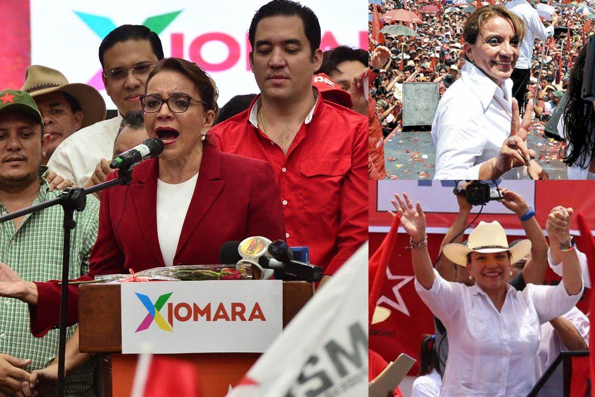 ¿Es la tercera la vencida? Sobre la candidatura de Xiomara Castro de Zelaya