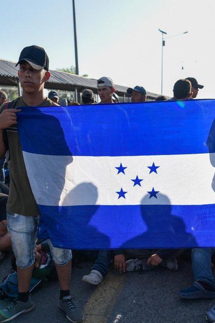 Una nueva caravana migrante saldrá rumbo a Estados Unidos este fin de semana