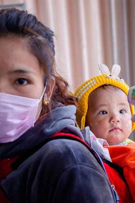Surgen repuntes de casos de coronavirus en otras partes de Asia