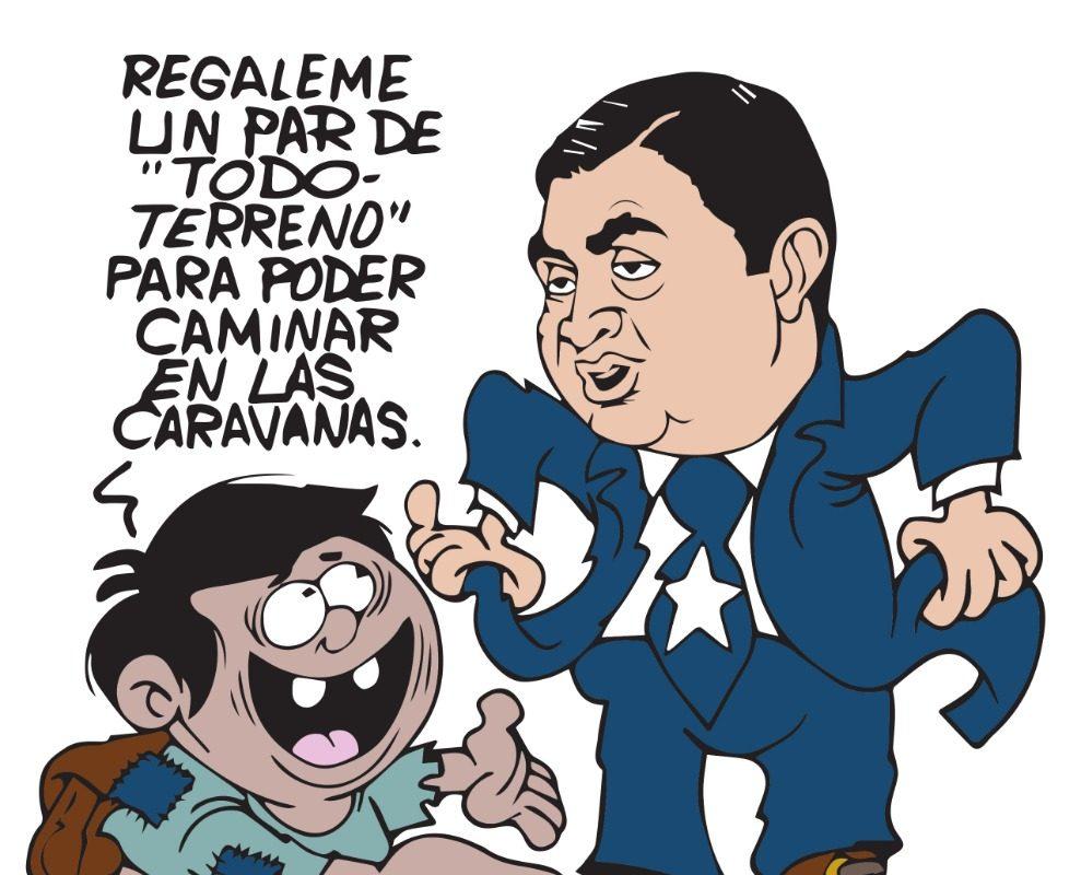 """#Doumont presenta para #ElPulso """"Hechos en Honduras"""""""