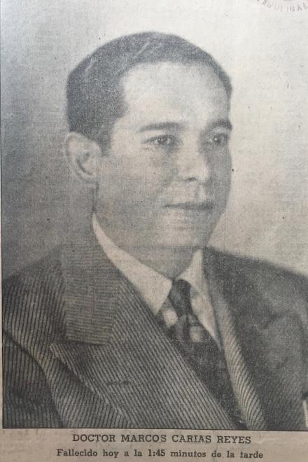 Los últimos días de vida del escritor Marcos Carías Reyes y la desaparición de la niña Norma Zablah