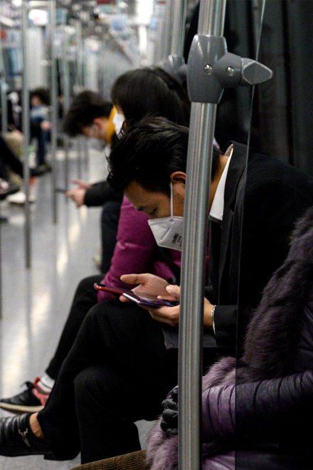 Aumenta alarma por coronavirus en Japón y Corea del Sur, disminuyen los contagios en China