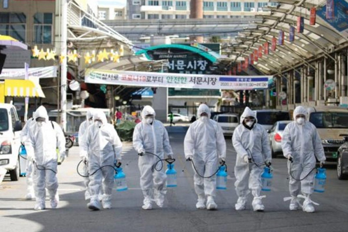 Feligreses de iglesia en Corea son los más afectados por coronavirus