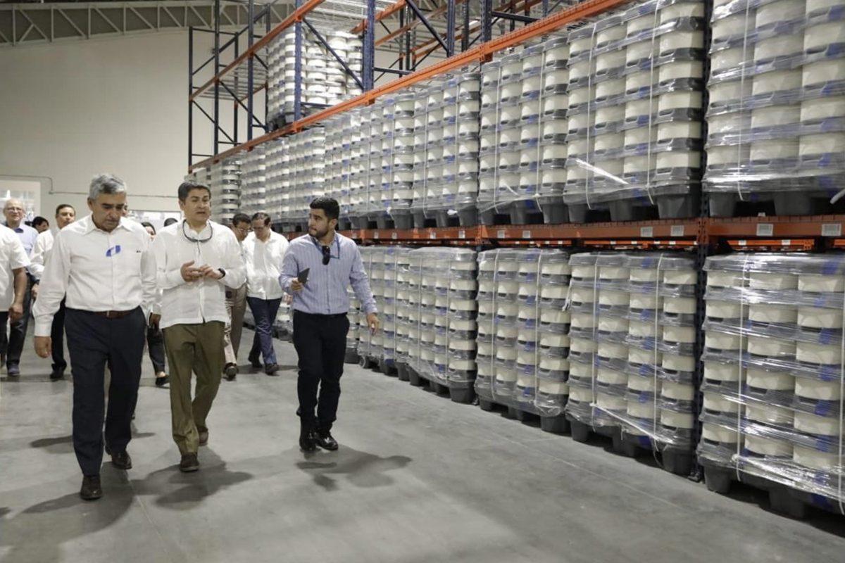 Más de 15,000 empleos crearán en nuevo parque industrial