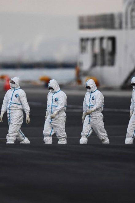 Crisis de coronavirus amenaza con convertirse en pandemia