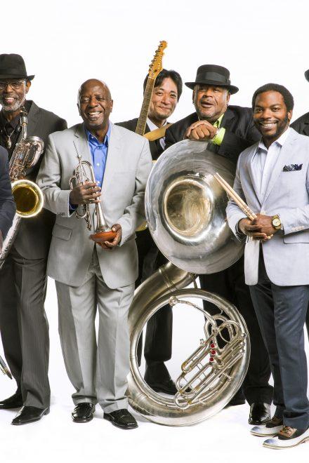 Conciertos y talleres de la banda estadounidense Dirty Dozen Brass