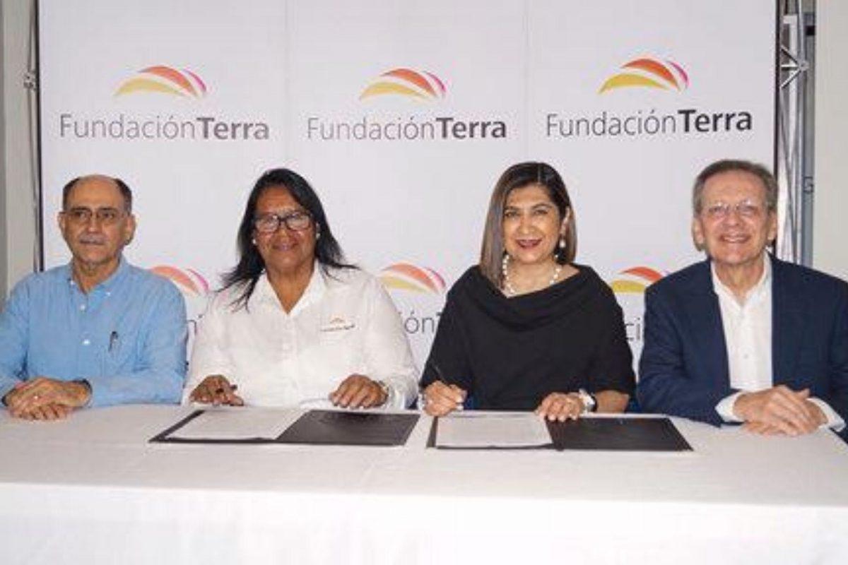 Fundación Terra firma alianza para becar jóvenes con excelencia académica