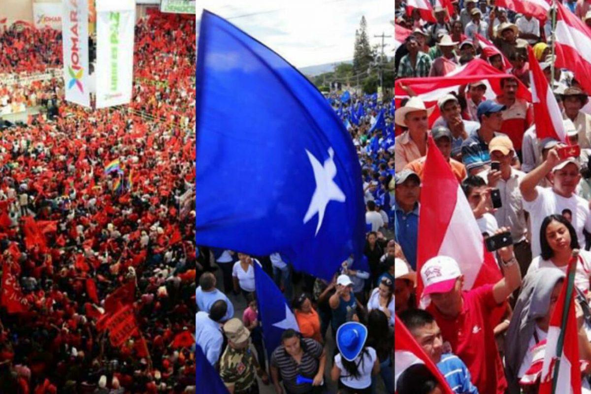 Nueva Sangre en los partidos políticos de Honduras