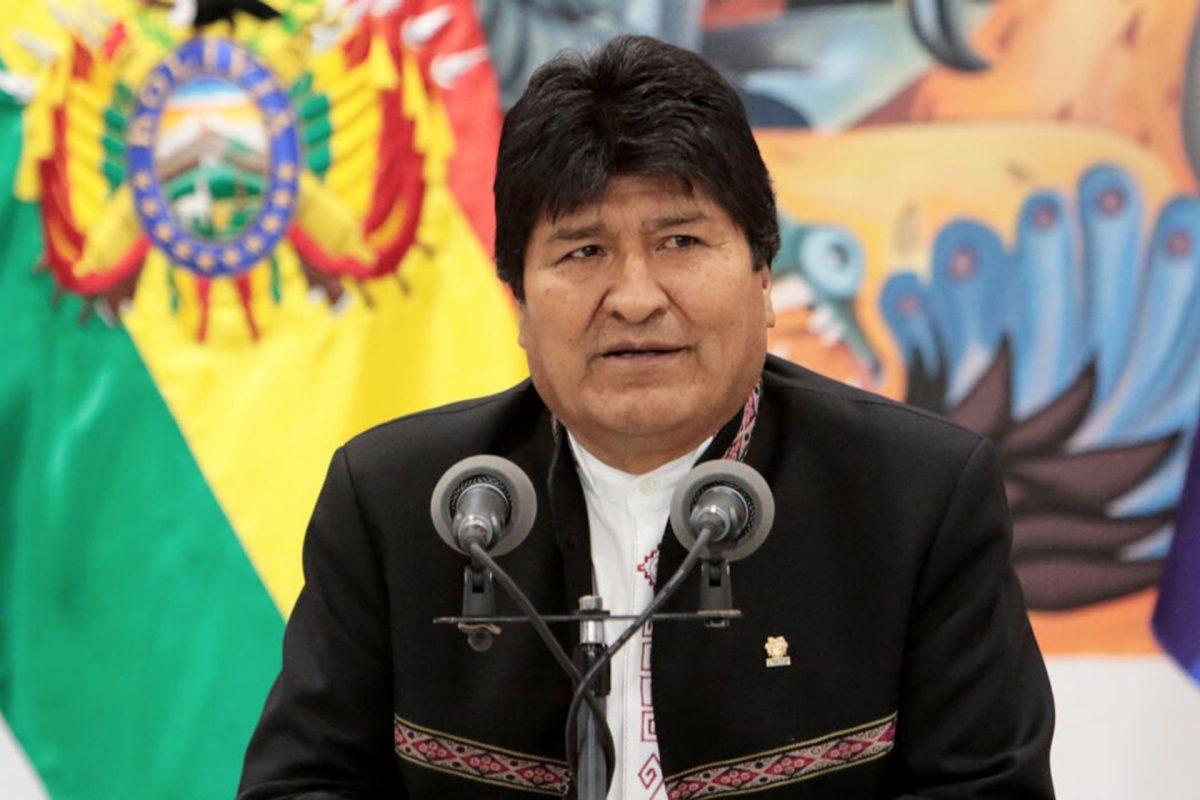 Tribunal electoral inhabilita a Evo Morales