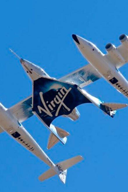Virgin Galactic informa gran interés en sus vuelos espaciales