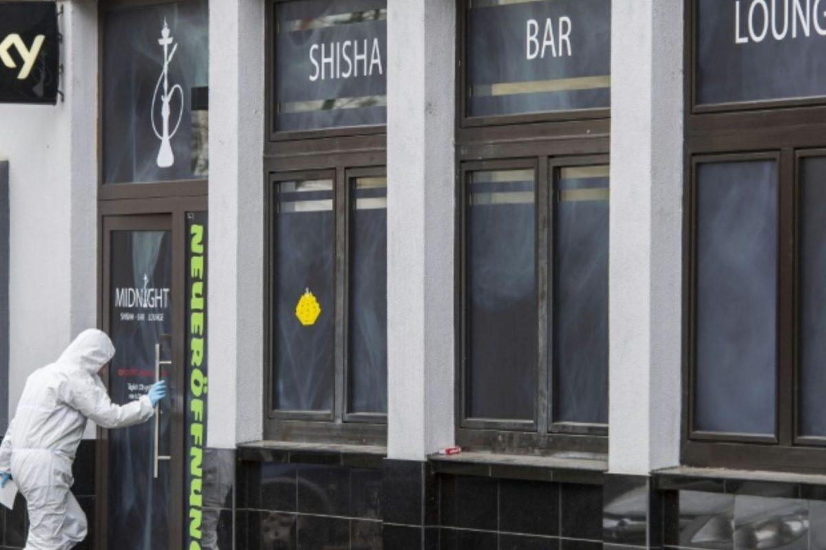 """Alemania conmocionada por ataques """"racistas"""" que dejaron nueve muertos"""