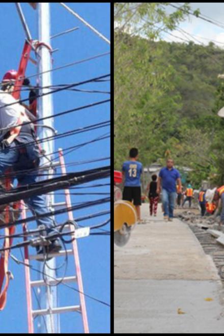 Departamentales: Choluteca y Santa Bárbara
