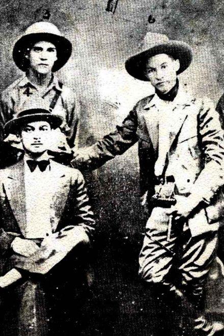 Un niño con un lindo uniforme: El agrio final de la amistad entre Froylan Turcios y el general Sandino