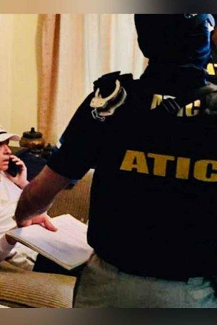 Captura de Leonel Sauceda afecta la percepción de confianza de la Policía Nacional
