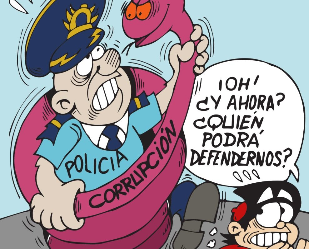 "Doumont presenta ""Hasta el gorro""."