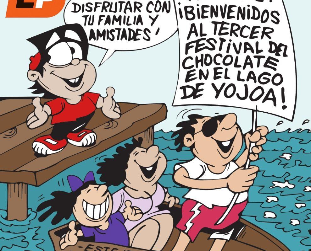 "Doumont presenta ""Festival Internacional del Chocolate Artesanal de Honduras""."