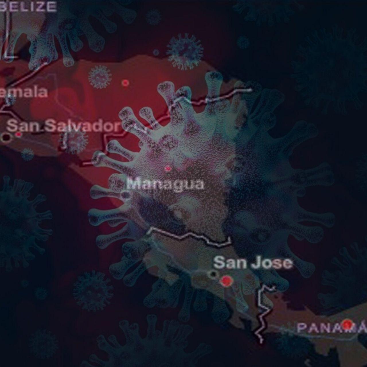 Centroamérica supera cien mil casos de Covid-19 y ronda las tres mil muertes