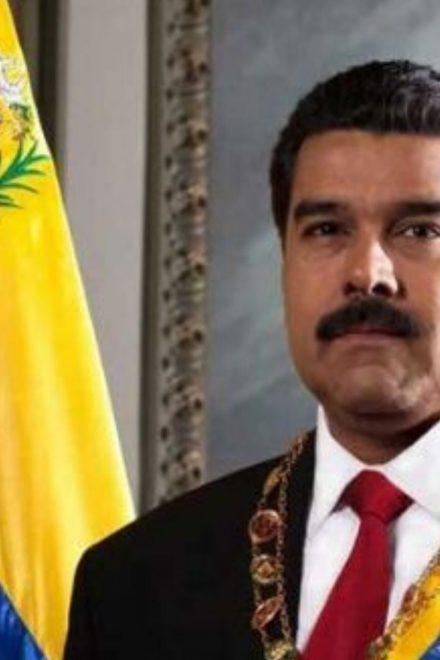 Estados Unidos presenta cargos contra Nicolás Maduro por narcotráfico