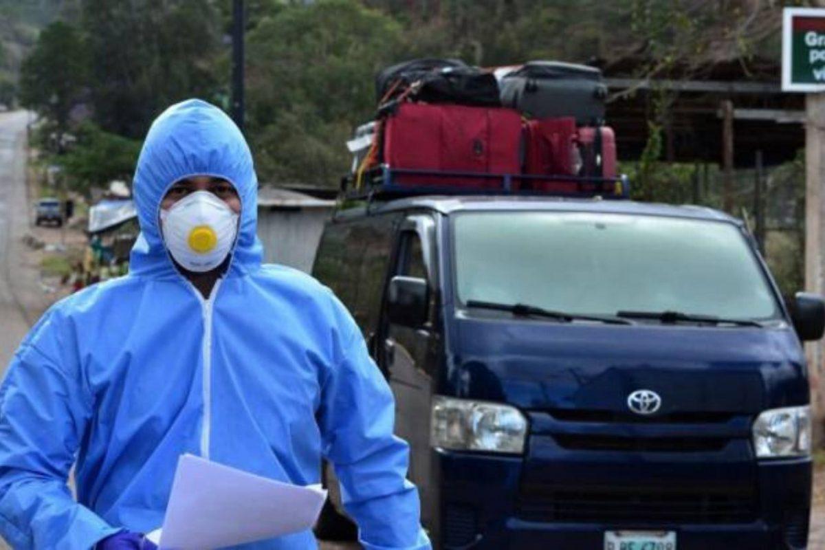 En la fase tres de la pandemia del covid-19