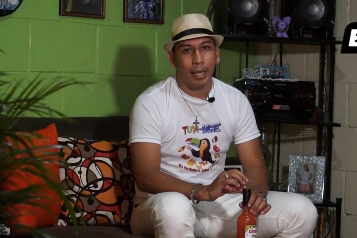 Douglas Samuel Valladares, emprendedor con Tuki Ice