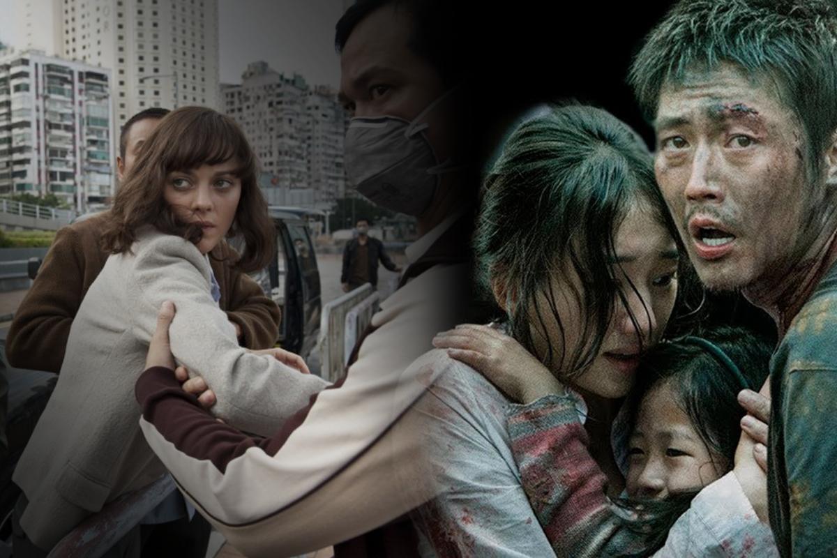 Las pandemias en el cine