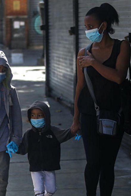 El 44 por ciento de afectados por covid son niños, niñas y jóvenes