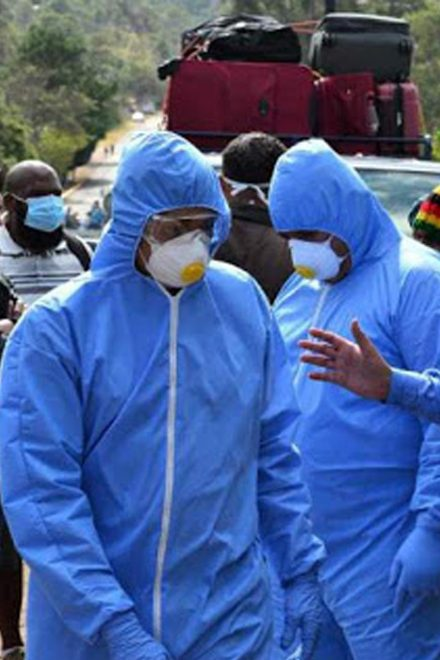 Son 222 casos confirmados y 15 fallecimientos por covid en Honduras
