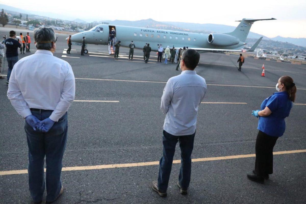 BCIE dona 26,000 pruebas de Covid a países del SICA y Fuerza Aérea las reparte