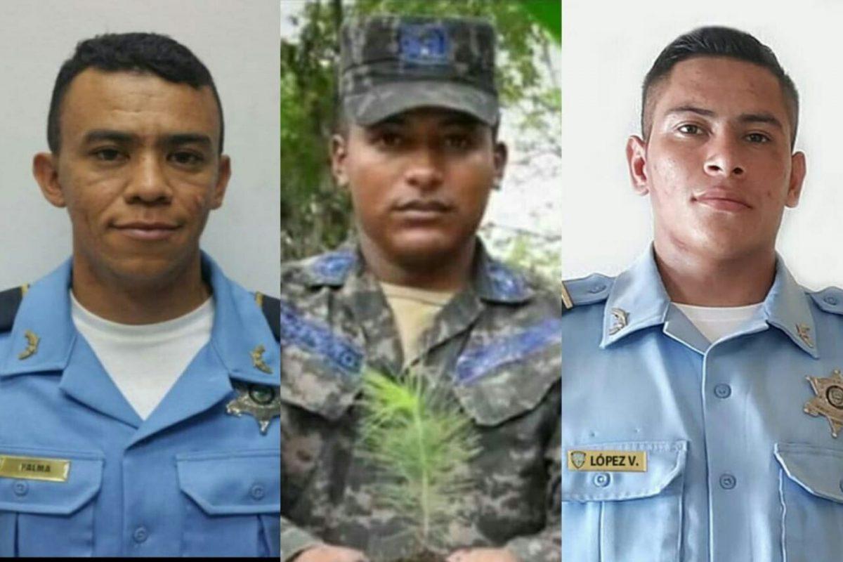 Mueren, en diferentes hechos, un miembro del ejército y dos policías.