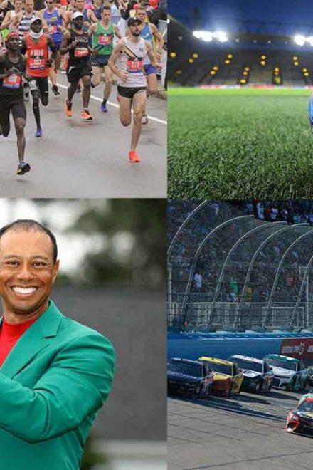 """El deporte mundial en """"cuarentena"""" por coronavirus"""