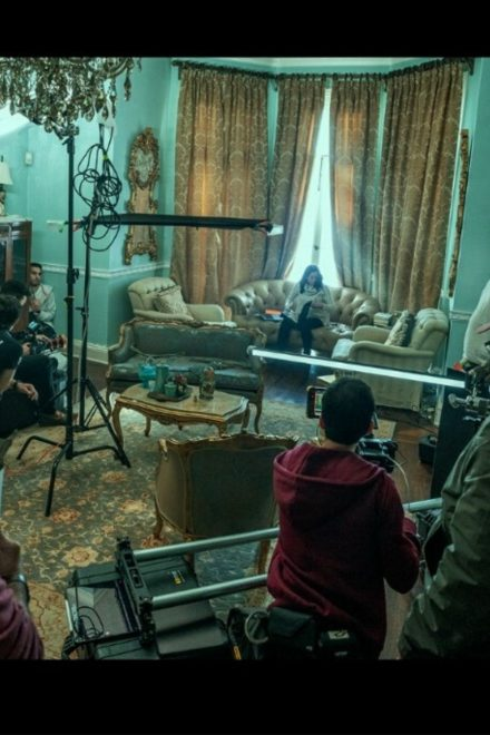 """Película hondureña """"La Condesa"""" finaliza su rodaje"""