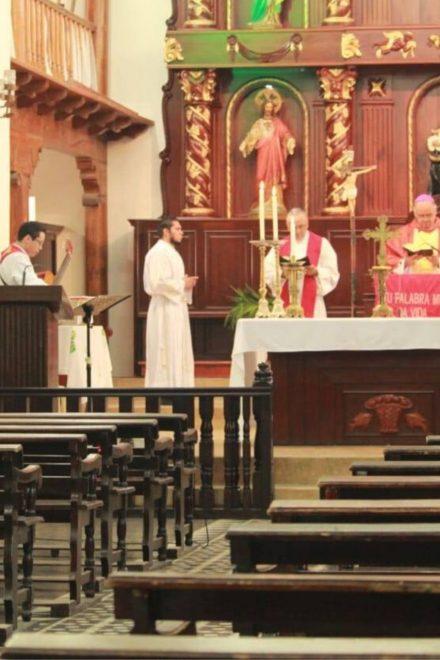 Actividades de Semana Santa se realizarán sin la asistencia de fieles
