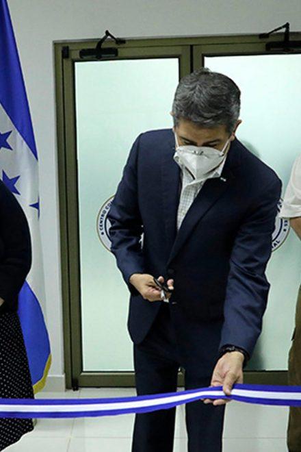 Inauguran Centro de Operaciones Interagenciales para luchar contra el narcotráfico