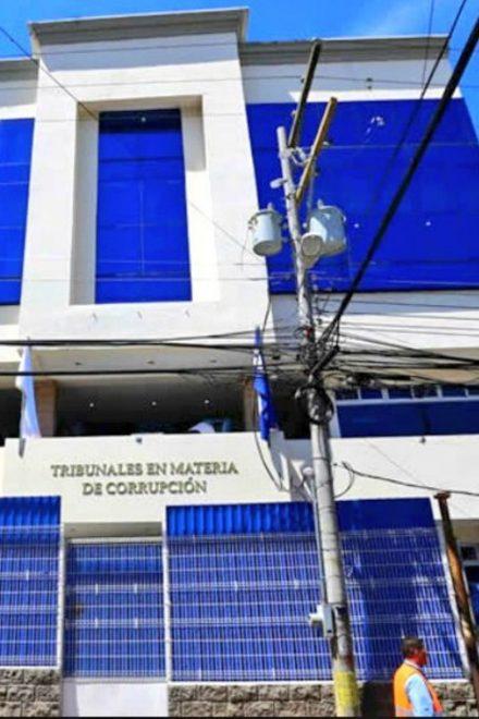 Informe expone debilidades de Tribunales en Materia Anticorrupción