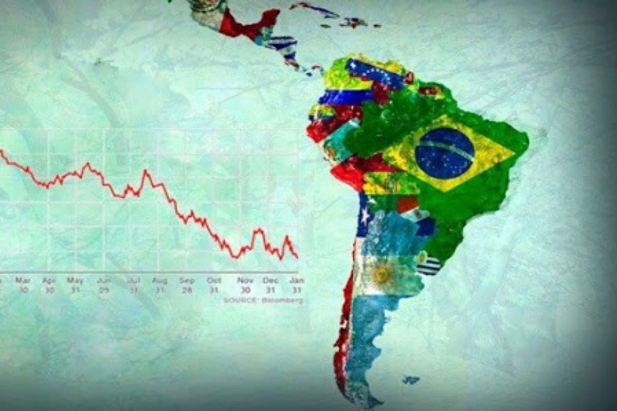 América Latina registraría en 2020 la peor contracción en 40 años