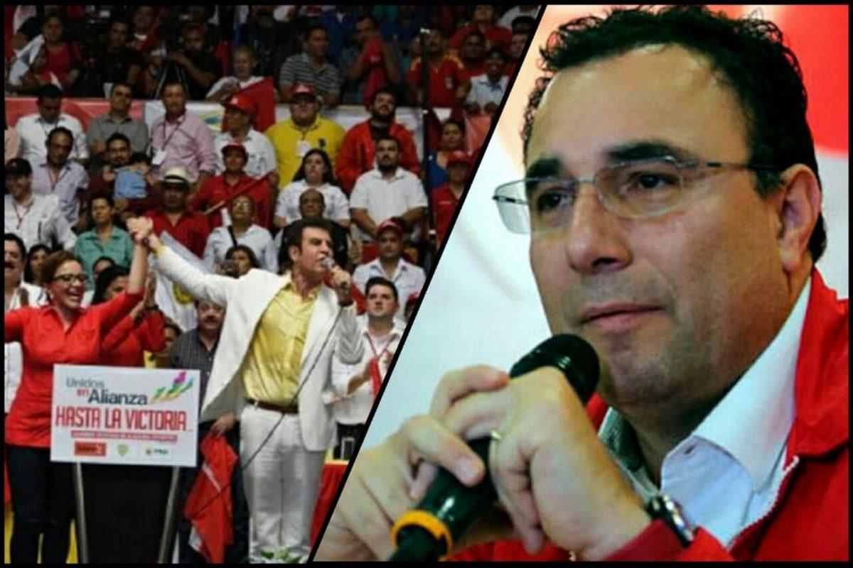 """Luis Zelaya apuesta por """"Bloque de Oposición"""" para enfrentar al Partido Nacional"""