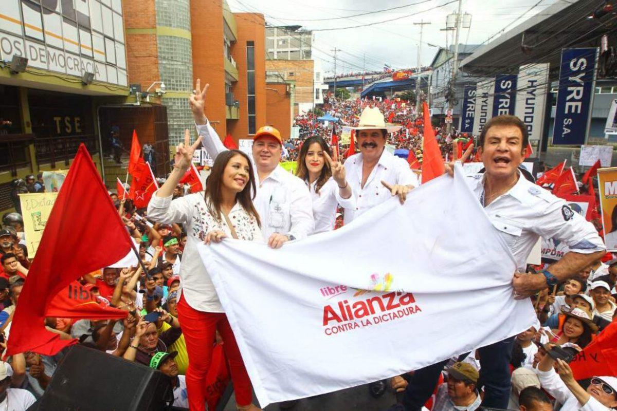 """""""Una nueva Alianza la única opción para derrotar al Partido Nacional"""""""