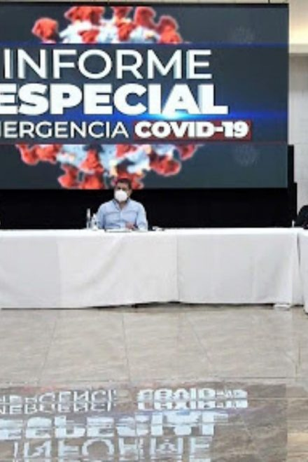 """Presentan situación de hospitales frente al Covid-19 y """"apertura inteligente"""