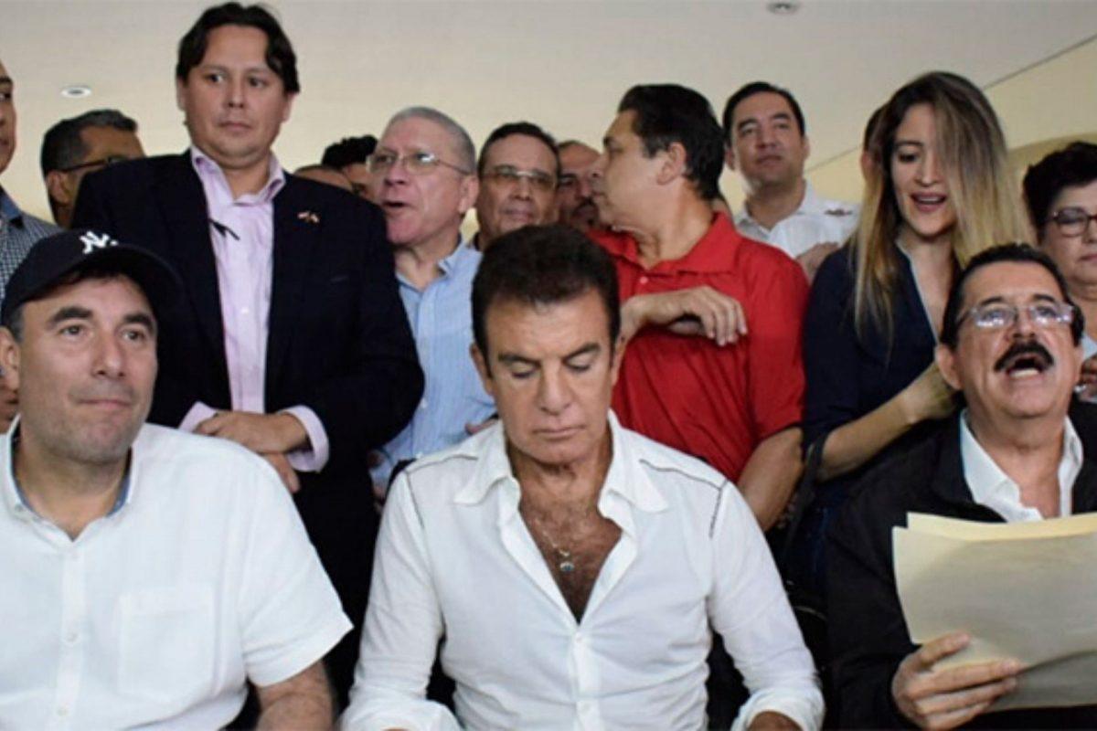 """¿Qué pasó con la """"Alianza y la Coalición Oposición Contra la Dictadura""""?"""